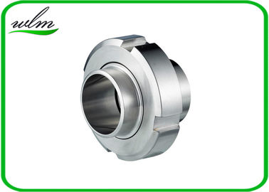 China High Grade Polishing Sanitary Union Connection Stainless Steel Sanitary Fittings supplier