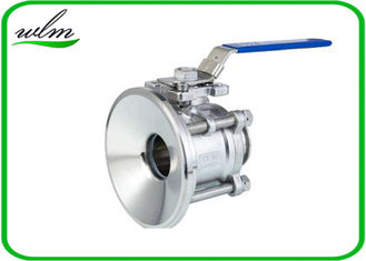 "China Special design Tank Bottom Ball Valve Port Diameter 1/2"" - 4"" , Manual Type supplier"