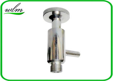 China Male Female Thread Sanitary Sample Valve Sample Port Valve For Medium Sampling supplier