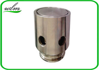 China Aseptic Tri Clamped Sanitary Pressure Relief Valve Rebreather / Air Filter supplier