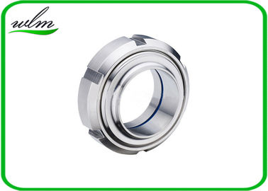 China Durable Sanitary Union Couplings Connection Set SMS1145 Swedish Metric Standard supplier