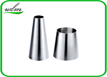 China High Performance Sanitary Butt Weld Fittings Concentric Eccentric Reducer Fitting supplier
