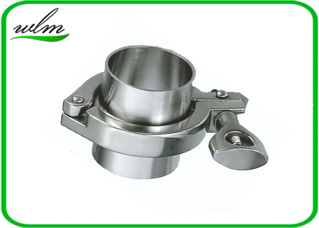 Iso sanitary stainless steel tri clamp fittings