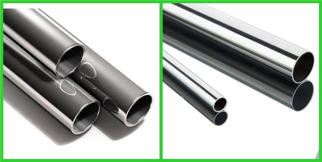 Bright Annealed Sanitary Stainless Steel Tubing , Seamless Steel Pipe DN10-DN200