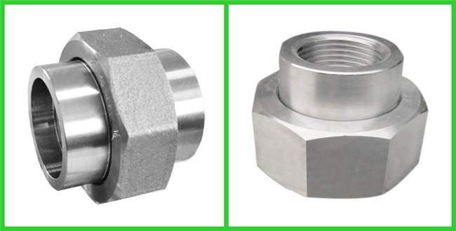 High Grade Polishing Sanitary Union Connection Stainless Steel Sanitary Fittings