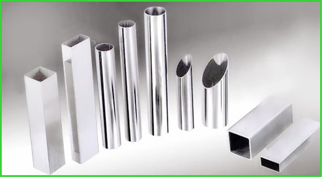 Welded Sanitary Stainless Steel Tubing / Stainless Steel Rectangular Tubing DN6 - DN300